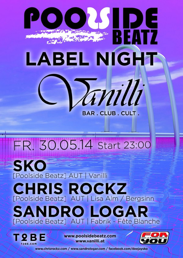 Label Night @ Vanilli Bar.Club.Cult